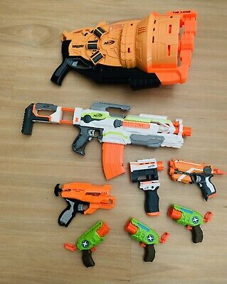 AU55 • Buy Nerf Guns Bulk Lot Great Mixture Will Post Or Contactless Pickup