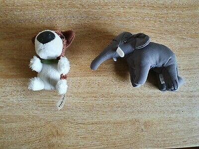 £1.95 • Buy Mcdonalds Toys - Elephant And The Dog From The Artist - 2008