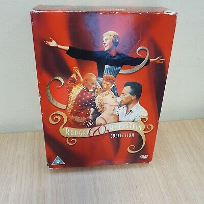 £5 • Buy Rodgers And Hammerstein Collection  DVD (RED BOX)