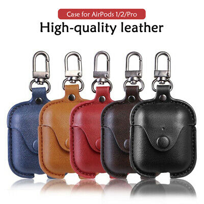 AU11.31 • Buy For Air Pods Case Accessories Luxury Leather Case For Air Pods 2 Pro Ear Phone