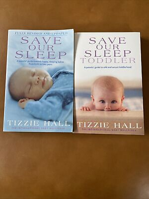 AU25 • Buy Save Our Sleep And Save Our Sleep: Toddler By Tizzie Hall, Paperbacks