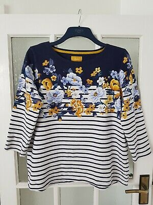 £6.50 • Buy JOULES  3/4 Sleeve  Top Size 18