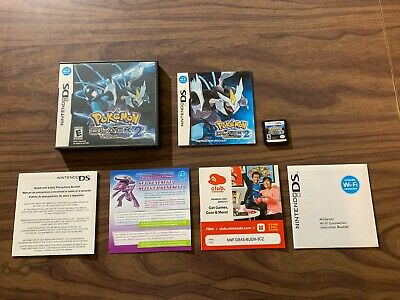 $159.95 • Buy Pokemon Black Version 2 (Nintendo DS) -- Complete -- Authentic -- Tested