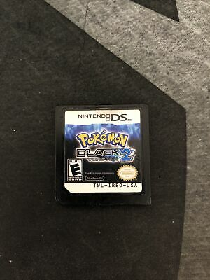 $95 • Buy Pokemon: Black Version 2 (Nintendo DS, 2012) Authentic And TESTED/WORKS