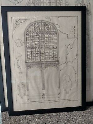 £60 • Buy Architectural Print, Professionally Framed