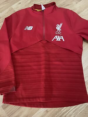 £3 • Buy Liverpool Overhead Shell Track Top Age 11/12