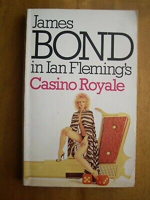 £8.99 • Buy Casino Royale By Ian Fleming, 1982 James Bond 007 Panther Paperback Book