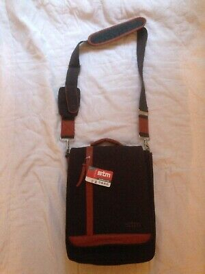 £8 • Buy Stm Note Book / Laptop Case / Cargo Bag With Shoulder Strap And Carry Handles