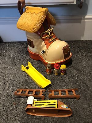 £20 • Buy 70's VINTAGE MATCHBOX PLAY BOOT (1977) SHOE HOUSE - LIVE N LEARN TOY SET - RETRO