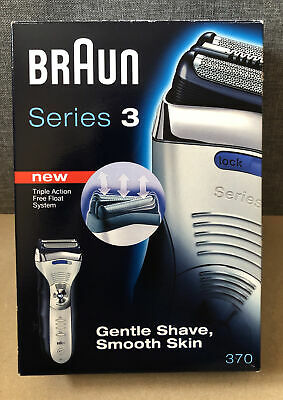 View Details Braun Series 3 - 370 Electric Shaver Wet And Dry Electric Razor • 54.99£