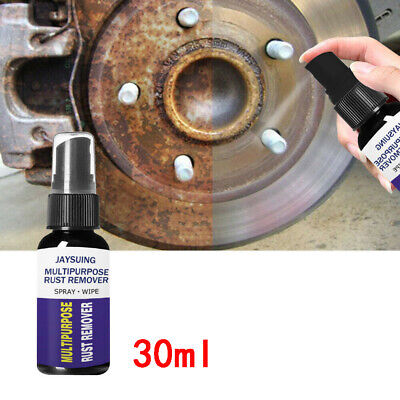 AU15.65 • Buy 1x Car Derusting Spray Rust Remover Maintenance Cleaning Car Accessories
