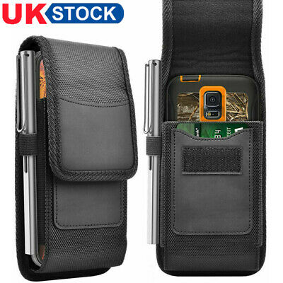 £5.98 • Buy Belt Clip Pouch Holster Wallet Card Slot Case For Samsung Galaxy Z Fold 3 5G