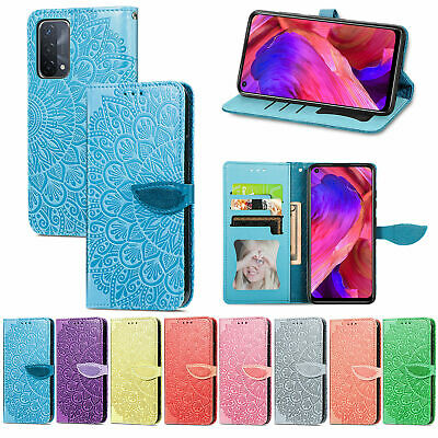 AU9.87 • Buy Case For OPPO A92S A8 A32 A83 A57 A1 F15 A91 A9 F11 F9 Leather Wallet Stand Case