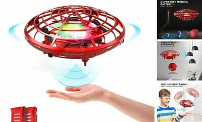 AU51.91 • Buy  Upgraded Hand Operated Drones For Kids Or Adults, Hands Free Motion Sensor Red
