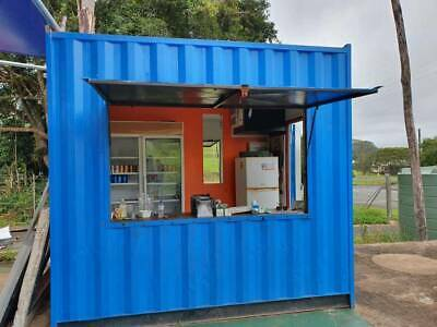 AU11000 • Buy SHIPPING CONTAINER, Powered