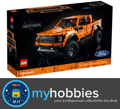 AU248.99 • Buy LEGO® 42126 Technic™ Ford® F-150 Raptor Brand New And Sealed