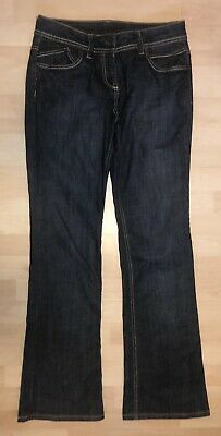 £12.99 • Buy Dorothy Perkins Size 12 Blue Jeans Flare Bootcut Womens Ladies 90s Y2K Style