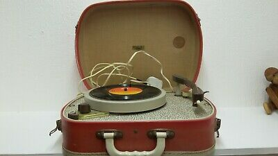 £70 • Buy  Vintage Fidelity Portable Record Player