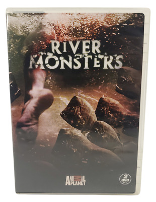 £14.52 • Buy River Monsters (Widescreen DVD, 2009, 2-Disc Set) With Case Tested Free Shipping