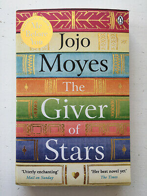 AU14.95 • Buy The Giver Of Stars By Jojo Moyes