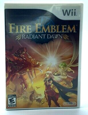 £86.35 • Buy Fire Emblem Radiant Dawn (Nintendo Wii, 2007) Complete With Manual CIB Tested