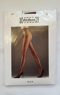 £25 • Buy NEW Wolford Tights Blair Tights Size L