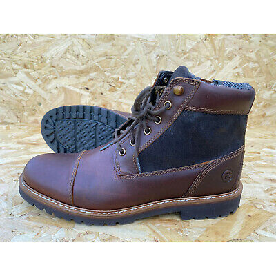 £49.99 • Buy Rockport Marshall Rugged Cap Toe Men's Brown Boots UK 9 RRP £120
