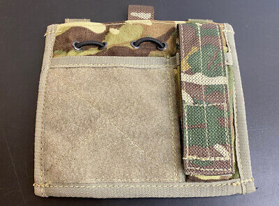 £9.99 • Buy British Army Genuine Issue MTP Osprey Commanders Pouch / Admin Panel Pouch