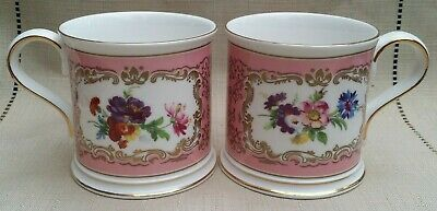 £13 • Buy 2 Beautiful Past Times Trembly Rose Mugs