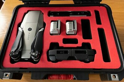 AU1000 • Buy DJI Mavic Pro Platinum Fly More Combo Kit - Great Condition In Hard Case.