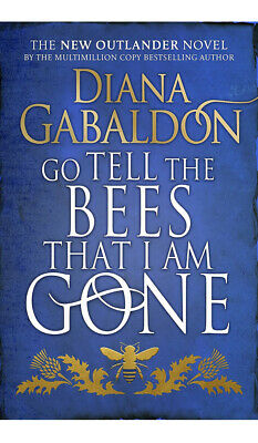 AU39.99 • Buy Go Tell The Bees That I Am Gone: (Outlander 9)  Releasing On Nov 23.