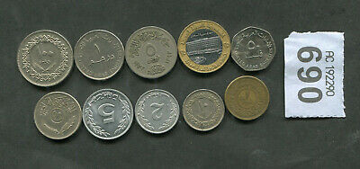 £4.50 • Buy     Set Of  10  Coins Of   Arab Countries