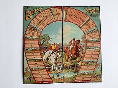 £30 • Buy 1919 The Lucky Race Game
