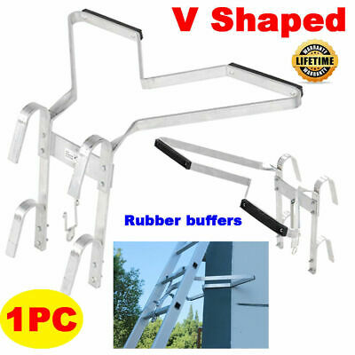 £30.65 • Buy Ladder Stand-Off I V-shaped Downpipe Ladders Accessory Easy Fit, Stop Slipping