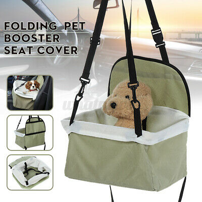 £11.95 • Buy Folding Pet Dog Puppy Car Seat Safety Travel Cage Cover Carrier Bed Bag Basket