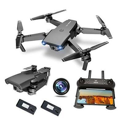 AU101.55 • Buy  NH525 Foldable Drones With 720P HD Camera For Adults, RC Quadcopter 720P Box