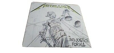 £15.20 • Buy Metallica - And Justice For All - 1988 VERH 61