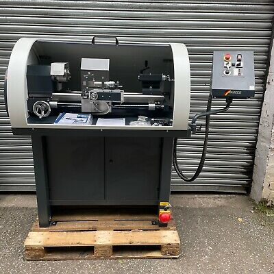£6500 • Buy Wabeco CC-D6000 CNC Lathe With 125mm 3 Jaw Lathe Chuck