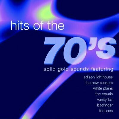£4.99 • Buy Hits Of The 70's - Solid Gold Sounds. CD.  Incl New Seekers, Badfinger, Fortunes