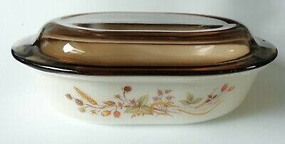 £30.50 • Buy Marks And Spencer Harvest Oven Glass Dish Pyrex