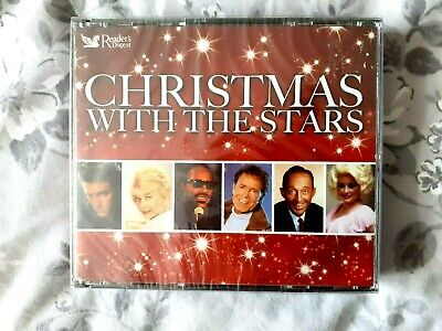 £6.75 • Buy Christmas With The Stars 4 CD Set. Readers Digest. Brand New Copy. RDCD 5501-4