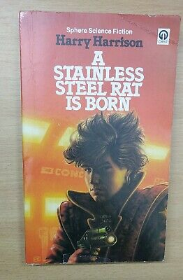 £3 • Buy Stainless Steel Rat Is Born By Harry Harrison