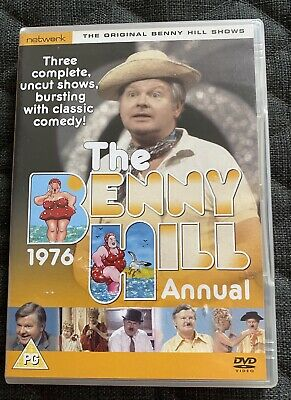 £5.98 • Buy The Benny Hill Annual Dvd 1976