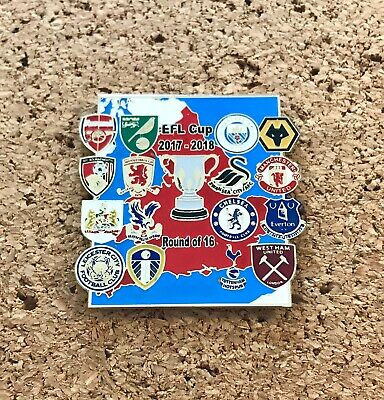 £9.90 • Buy Badge Arsenal Chelsea Manchester United Crystal Palace Middlesbrough Swansea Cit