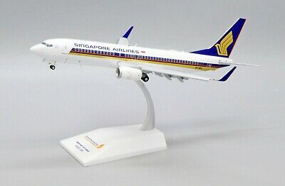 AU139.95 • Buy JC Wings 1:200 Singapore Airlines B737-800w 'Flaps Down' 9V-MGA Diecast Model