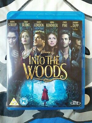 £2.20 • Buy Into The Woods Blu Ray