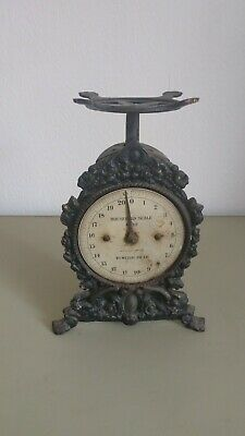 £15 • Buy Vintage Household Scales No 49 Cast Iron Scales To Weigh 20lb.