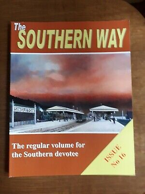 £5 • Buy The Southern Way : Issue No 16