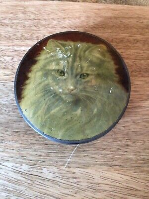 £4.99 • Buy A Vintage Mackintosh Sweet Tin With A Cat  On The Front