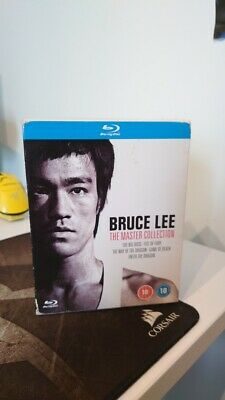 £19.99 • Buy BRUCE LEE The Master Collection Blu-ray 5 Movie Set UK Dragon Boss Game Fury